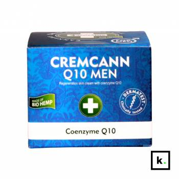 Annabis Cremcann Q10 Men konopny krem regeneracyjny dla mężczyzn z Q10 - 15 ml