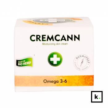Annabis Cremcann krem z konopi regeneracyjny Omega 3-6 - 15 ml