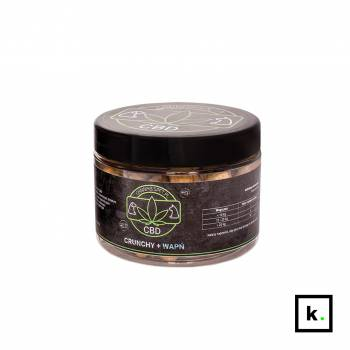 Cannabispet ciastka dla psa z CBD crunchy + wapń – 135 g