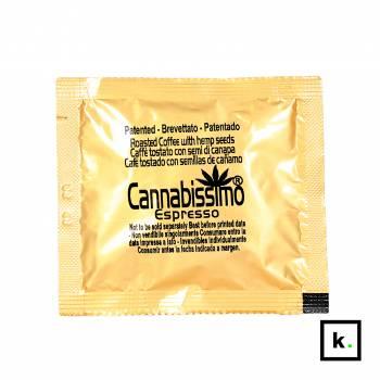 Cannabissimo Coffee kawa konopna mielona saszetka pods - 7 g