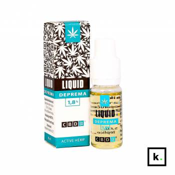 CBDex liquid CBD Deprema 1,8% - 10 ml