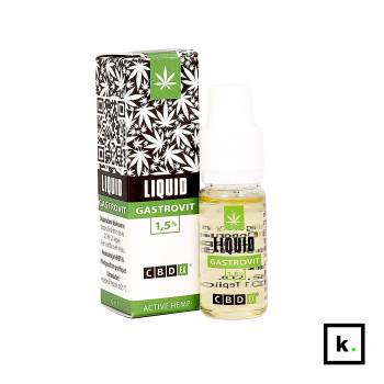 CBDex liquid CBD Gastrovit 1,5% - 10 ml