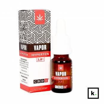 CBDex Vapor Hyperten 2,8% płyn do inhalacji z CBD - 10 ml