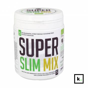Diet-Food bio super slim mix (mieszanka superfood'ów) - 300 g