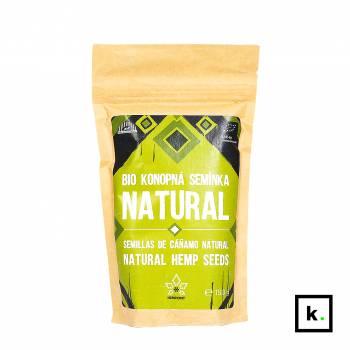 Hempoint nasiona konopi niełuskane bio - 500 g
