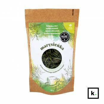 Dobre Konopie herbatka z liści konopi siewnych Marysieńka - 10 g
