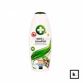 Annabis Bodycann regenerujący szampon z konopi - 250 ml