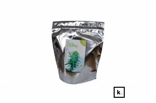 Dobre Konopie kwiaty i liście z konopi włóknistych z CBD (zbiór ręczny) - 100 g