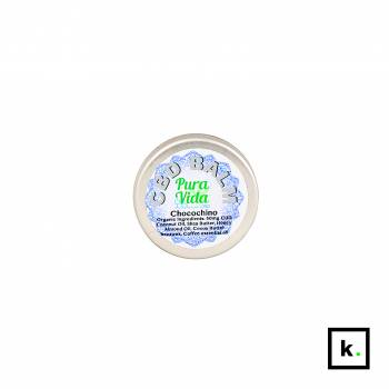 Pura Vida balsam CBD 1% chocochino - 2 ml