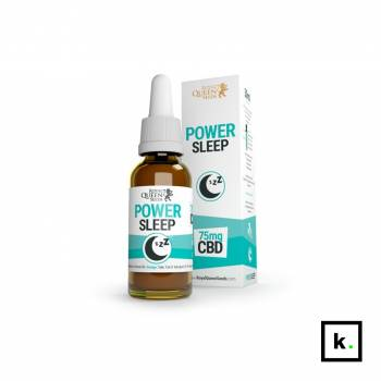 Royal Queen Seeds Power Sleep płyn z CBD - 30 ml