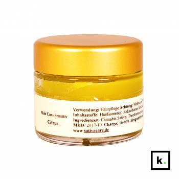 Sativa Care balsam z konopi pielęgnacyjny cytrusowy - 50 ml