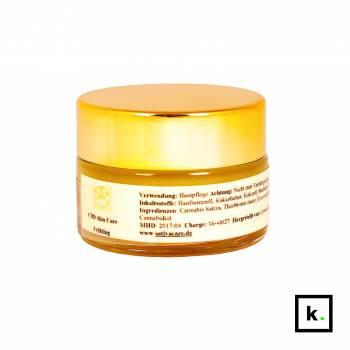 Sativa Care balsam z konopi pielęgnacyjny kwiatowy - 15 ml