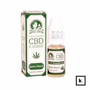 Sensi Seeds e-liquid CBD 0,5% - 10 ml