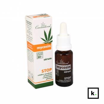 Cannaderm Mycosin konopne serum przeciwgrzybiczne - 20 ml