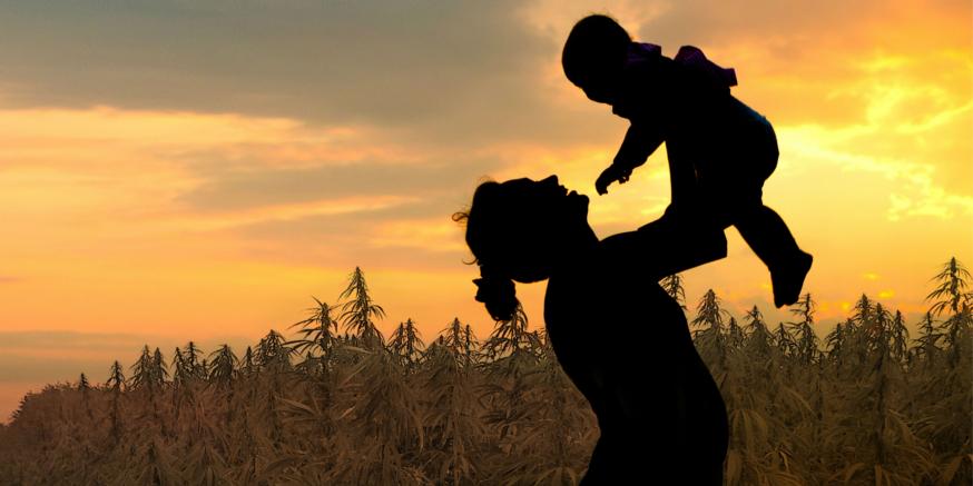 Stosowanie oleju CBD w ciąży