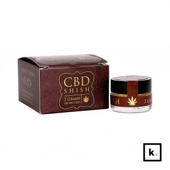 Endoca Shish puder kief CBD 7% - 2 g