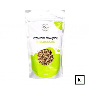 Dobre Konopie niełuskane nasiona konopi - 150 g