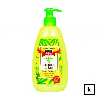 Palacio mydło w płynie z olejem konopnym - 500 ml