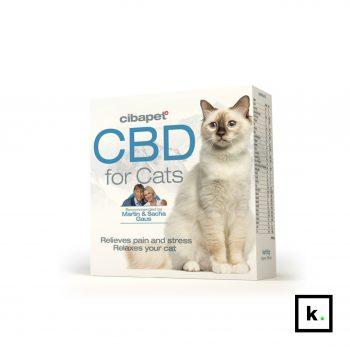 Cibapet pastylki z CBD 130 mg dla kota - 100 sztuk