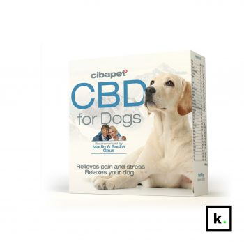 Cibapet pastylki z CBD 176 mg dla psa - 55 sztuk