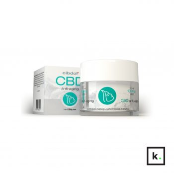 Cibdol krem do twarzy z CBD - 50 ml
