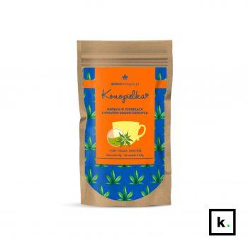 Dobre Konopie herbata ekspresowa Konopielka - 20 saszetek