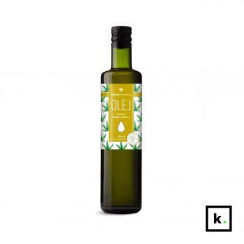 Dobre Konopie olej konopny - 250 ml