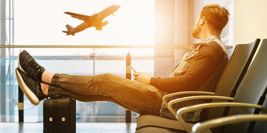 Podróż samolotem z olejem CBD