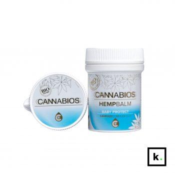 Cannabios balsam konopny bio CBD & cynk dla dzieci - 50 ml