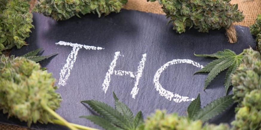 Efekt synergii THC i CBD