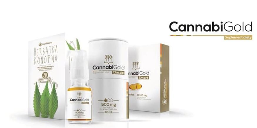 Cannabigold marka z Polski