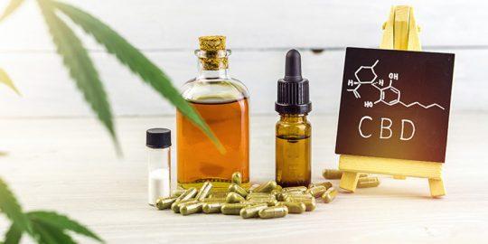 Działanie oleju konopnego z CBD