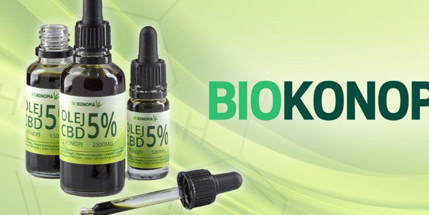 Biokonopia – prozdrowotne oleje CBD