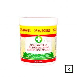 Annabis maść konopna - 300 ml