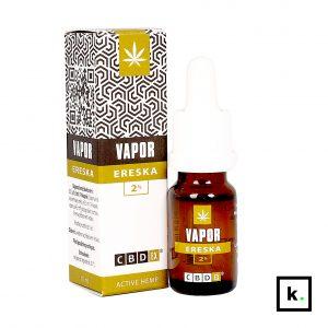CBDex Vapor Ereska 2% płyn do inhalacji z CBD - 10 ml