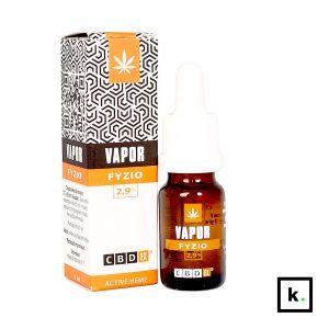 CBDex Vapor Fyzio 2,9% płyn do inhalacji z CBD - 10 ml