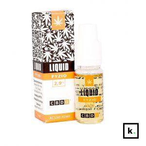 CBDex liquid CBD Fyzio 2,9% - 10 ml