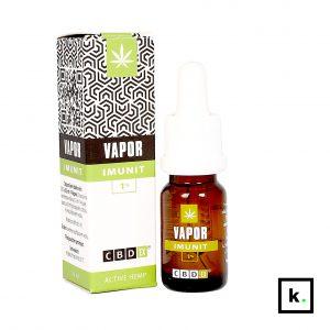 CBDex Vapor Imunit 1% płyn do inhalacji z CBD - 10 ml