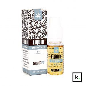 CBDex liquid CBD Onkovit 5% - 10 ml