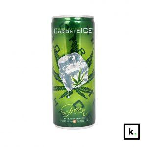 Chronic Ice Tea herbata z ekstraktem z kwiatów konopi i zielonej herbaty - 250 ml
