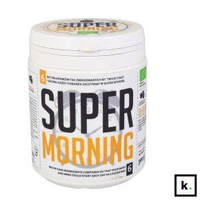 Diet-Food bio super morning (mieszanka superfood'ów) - 300 g