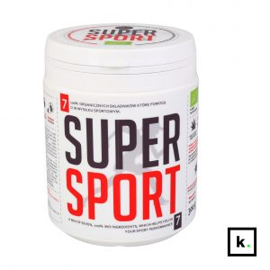 Diet-Food bio super sport mix (mieszanka superfood'ów) - 300 g