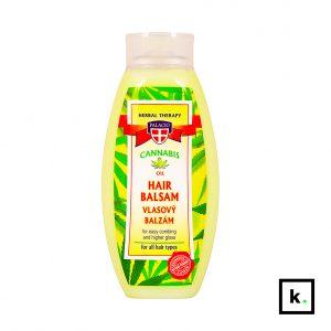Palacio balsam do włosów z olejem konopnym - 500 ml