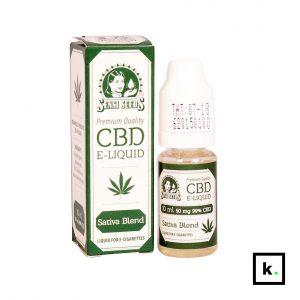 Sensi Seeds e-liquid CBD